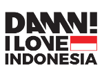 Promo Damn! I Love Indonesia