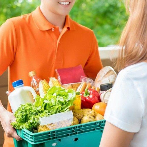 delivery sayuran