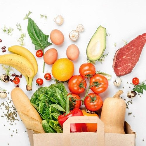 sayuran & daging
